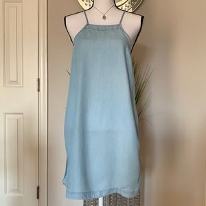 Jean Dress/Top/Cover-Up